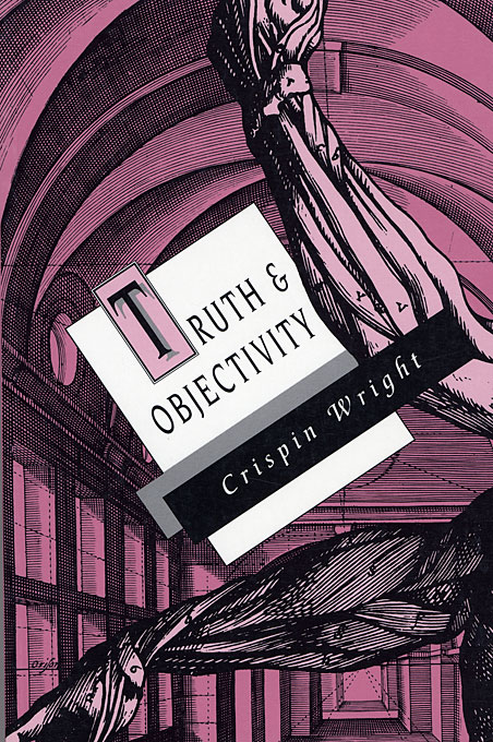 Cover: Truth and Objectivity, from Harvard University Press