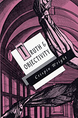 Cover: Truth and Objectivity in PAPERBACK