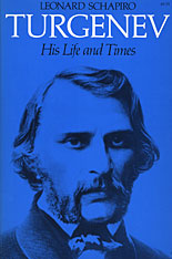 Cover: Turgenev: His Life and Times