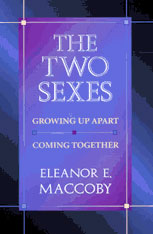 Cover: The Two Sexes in PAPERBACK