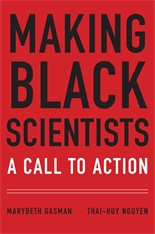 Cover: Making Black Scientists in HARDCOVER