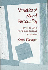 Cover: Varieties of Moral Personality: Ethics and Psychological Realism