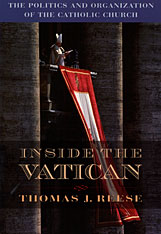 Cover: Inside the Vatican in PAPERBACK