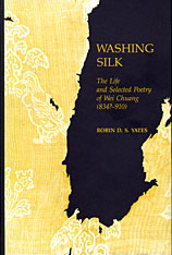 Cover: Washing Silk in HARDCOVER