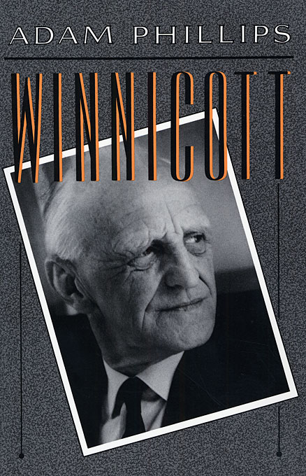 Cover: Winnicott, from Harvard University Press
