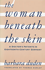 Cover: The Woman beneath the Skin in PAPERBACK