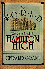 Cover: The World We Created at Hamilton High in PAPERBACK