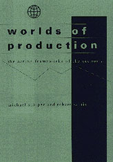 Cover: Worlds of Production in HARDCOVER