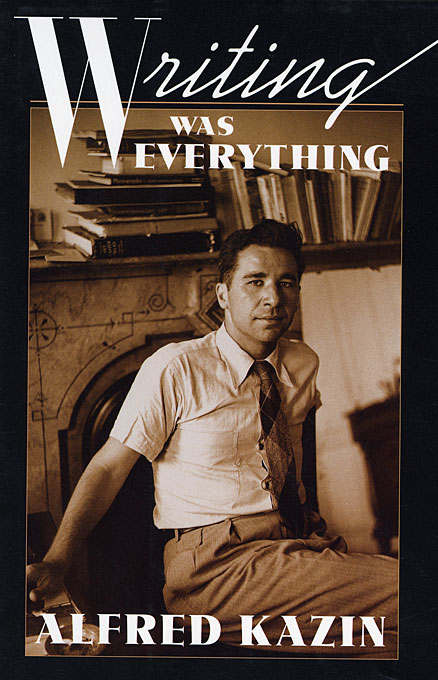 Cover: Writing Was Everything, from Harvard University Press