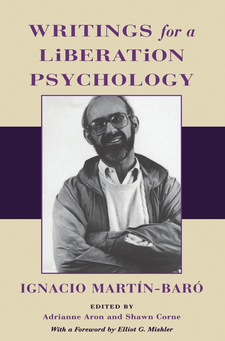 Cover: Writings for a Liberation Psychology, from Harvard University Press