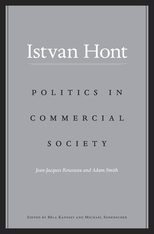 Cover: Politics in Commercial Society: Jean-Jacques Rousseau and Adam Smith