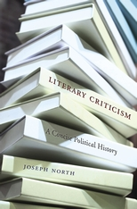Cover: Literary Criticism in HARDCOVER