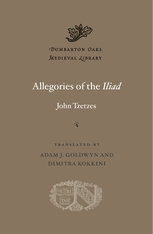 Cover: Allegories of the <i>Iliad</i> in HARDCOVER