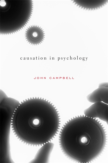Cover: Causation in Psychology, from Harvard University Press