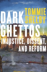 Cover: Dark Ghettos in HARDCOVER