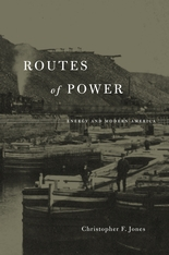 Cover: Routes of Power in PAPERBACK