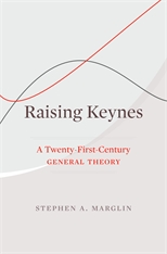 Cover: Raising Keynes: A Twenty-First-Century General Theory