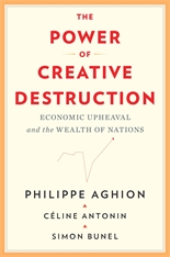 Cover: The Power of Creative Destruction in HARDCOVER