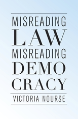 Cover: Misreading Law, Misreading Democracy