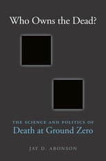 Cover: Who Owns the Dead? in HARDCOVER