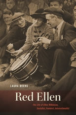Cover: Red Ellen: The Life of Ellen Wilkinson, Socialist, Feminist, Internationalist