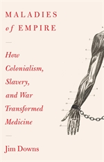 Cover: Maladies of Empire: How Colonialism, Slavery, and War Transformed Medicine