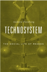 Cover: Technosystem: The Social Life of Reason