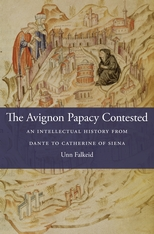 Cover: The Avignon Papacy Contested in HARDCOVER