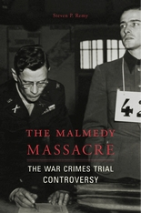 Cover: The Malmedy Massacre: The War Crimes Trial Controversy