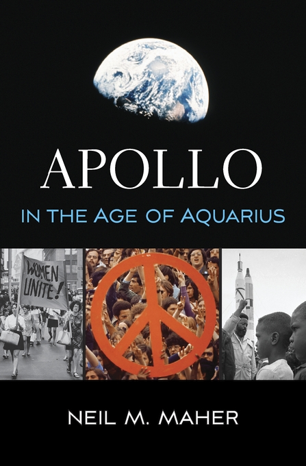 Cover: Apollo in the Age of Aquarius, from Harvard University Press