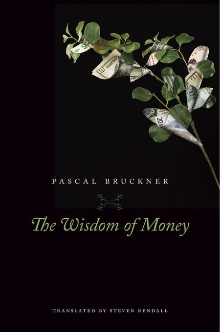 Cover: The Wisdom of Money, from Harvard University Press