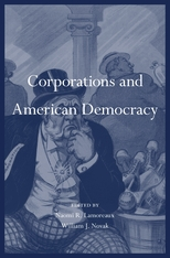 Cover: Corporations and American Democracy