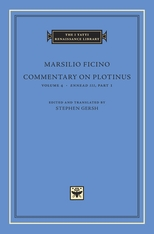 Cover: Commentary on Plotinus, Volume 4 in HARDCOVER