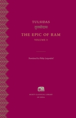 Cover: The Epic of Ram, Volume 3 in HARDCOVER