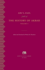 Cover: The History of Akbar, Volume 4