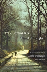 Cover: Third Thoughts, by Steven Weinberg, from Harvard University Press