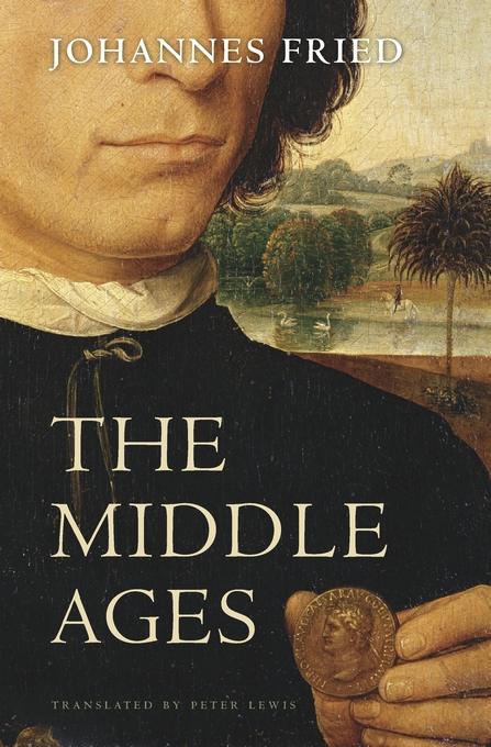 Cover: The Middle Ages, from Harvard University Press