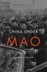 Cover: China Under Mao in PAPERBACK
