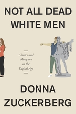 Cover: Not All Dead White Men in HARDCOVER