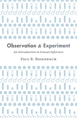 Cover: Observation and Experiment in HARDCOVER