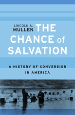 Cover: The Chance of Salvation in HARDCOVER