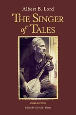 Cover: The Singer of Tales in PAPERBACK