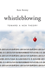 Cover: Whistleblowing in HARDCOVER