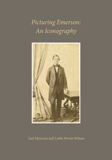 Cover: Picturing Emerson in PAPERBACK