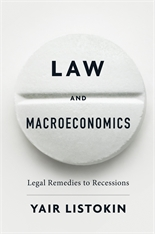 Cover: Law and Macroeconomics in HARDCOVER