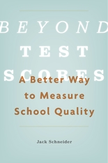 Cover: Beyond Test Scores in HARDCOVER
