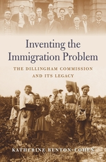 Cover: Inventing the Immigration Problem in HARDCOVER