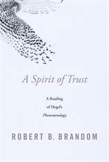 Cover: A Spirit of Trust: A Reading of Hegel's <i>Phenomenology</i>
