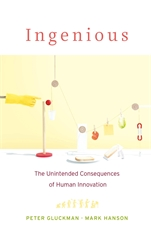Cover: Ingenious: The Unintended Consequences of Human Innovation