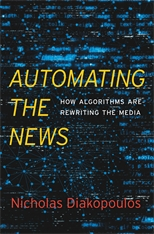 Cover: Automating the News in HARDCOVER